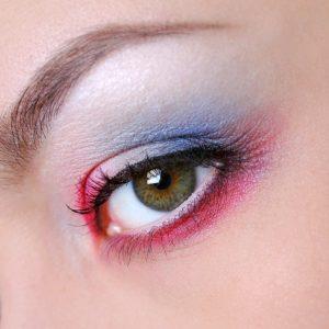 איפור אורגני לעיניים