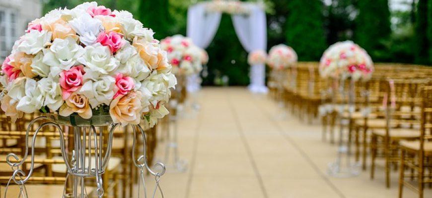 המדריך המלא לעיצוב חתונה בעזרת פרחים