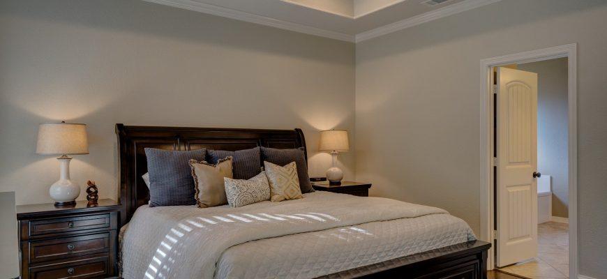 איך תעצבו חדר שינה קומפלט?