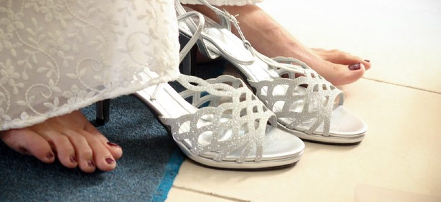 נעלי כלה נוחות
