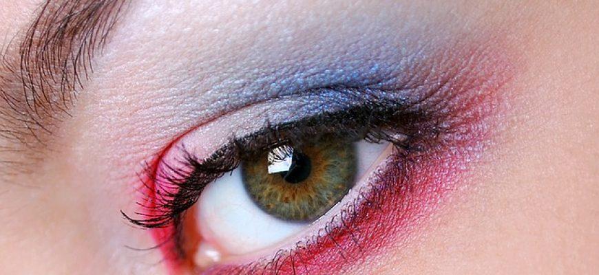 למי מתאים לצרוך איפור אורגני לעיניים?