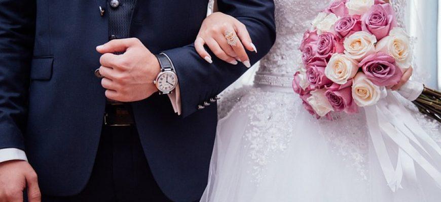מזכרת מהחתונה של הזוג המושלם