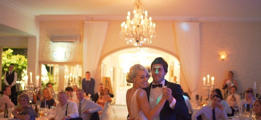 איך להפגין ביצועים בריקוד חתן כלה?