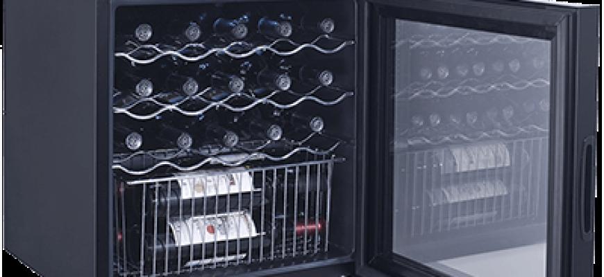 למה חשוב לאחסן יין במקרר ייעודי?