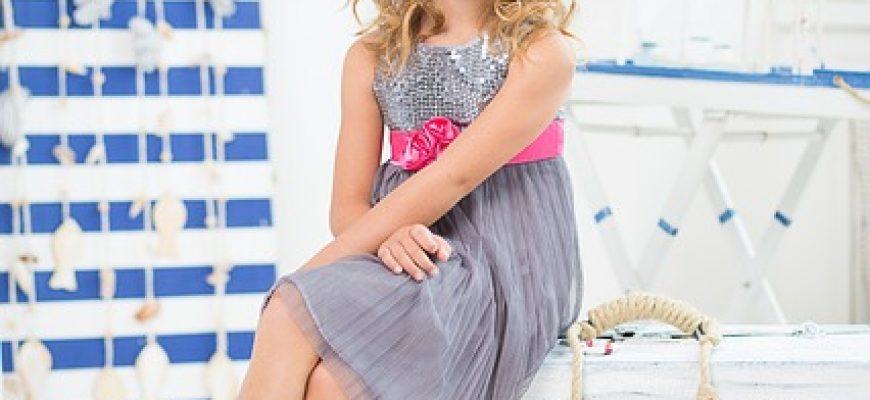 שמלות ערב לילדות צנועות ויפות